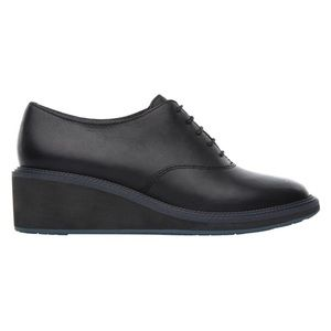 Camper MAGNA Leather Wedge Oxford
